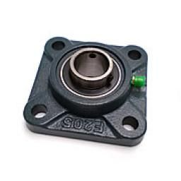 "MSB UCF209-28 1-11/16"" 4 Bolt Flange Bearing unit"