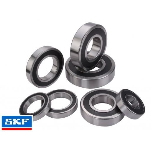 SKF 688 2RS 8mm x 16mm x 5mm Cycle Bearing