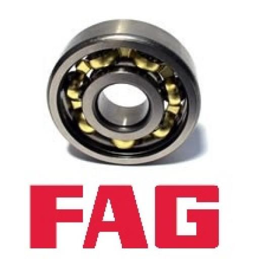 FAG 6001 Deep Groove Ball Bearing 12mm x 28mm x 8mm