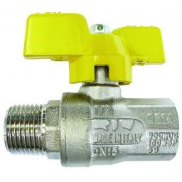 "1"" BSP M/F T HANDLE BALL VALVE"