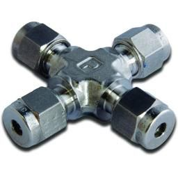 Parker« A-LOK Metric Union Cr ss - Description Metric Union