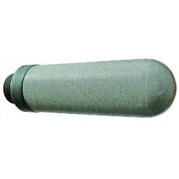 M5 BSP Nylon tall silencer