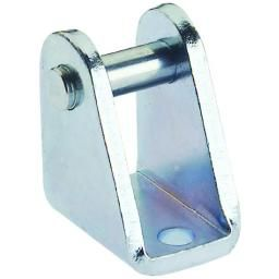 8-10mm ISO 6432 Cylinder Clevis Foot Mount