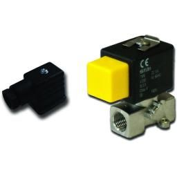 Sirai« Stainless Steel - Solenoid Valve - 2/2 N/C Direct/Acting