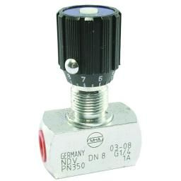 "1/4"" BSPP single Acting Needle Valve"