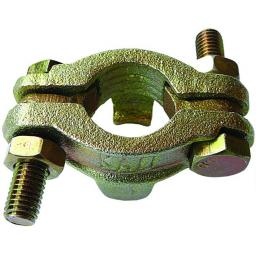 21-25mm Zinc Plated MI Safety Clamp