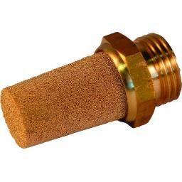Silencer - NPT Male Thread 1/8""
