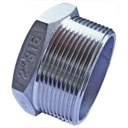 "1/8"" NPT Hexagonal Plug Plug-Stainless Steel"