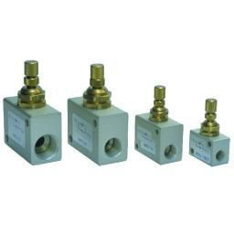 "1/2"" BSPP Uni-Directional Flow Regulator"