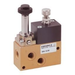 High / Low Pressure device - M 2 Solenoid Operator