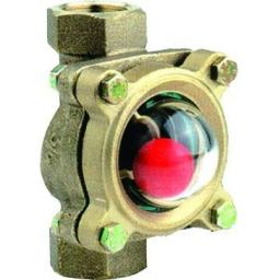 Bronze Indicator / Sight Glass - Size 1/2""