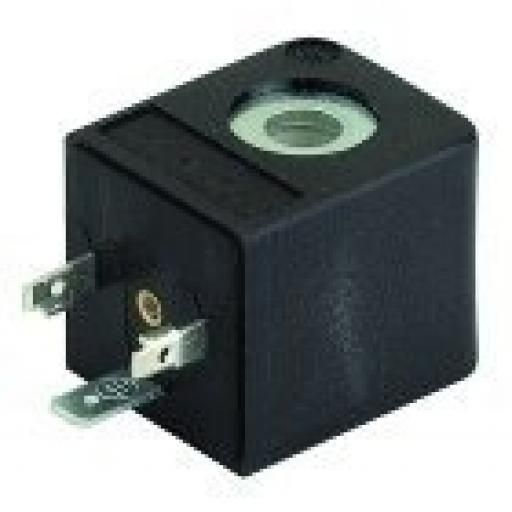 AZ Pneumatica« 30mm Solenoid oil - Voltage 24VDC x Power Ra
