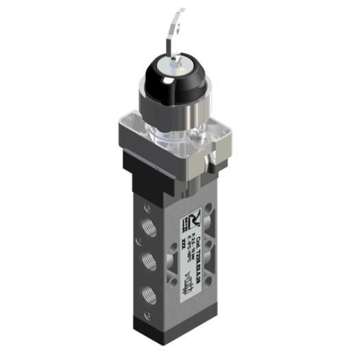TECHNO VLVE-KEY SWITCH 2 POSIT ION