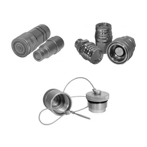 Hydraulic Quick Fit Couplings