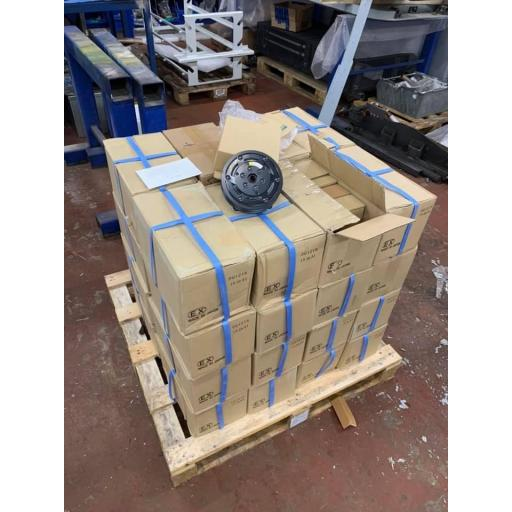Electromagnetic clutch 6 strap